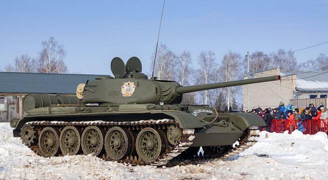 2. Dünya Savaşı'nın ölümcül tankları 1