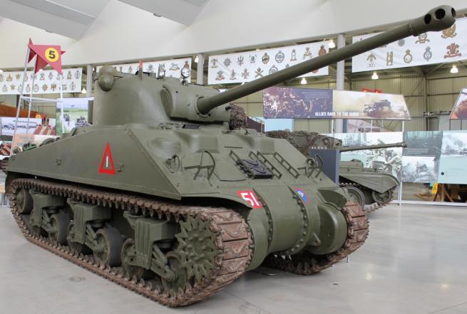 2. Dünya Savaşı'nın ölümcül tankları 10