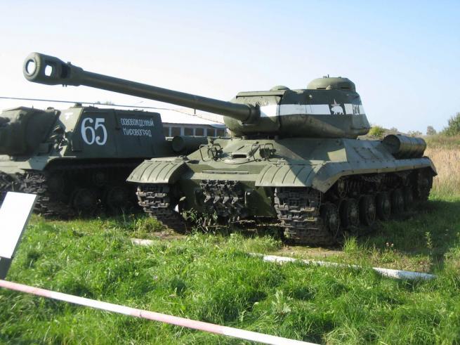 2. Dünya Savaşı'nın ölümcül tankları 13
