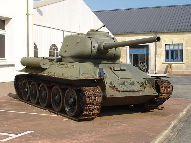 2. Dünya Savaşı'nın ölümcül tankları 16