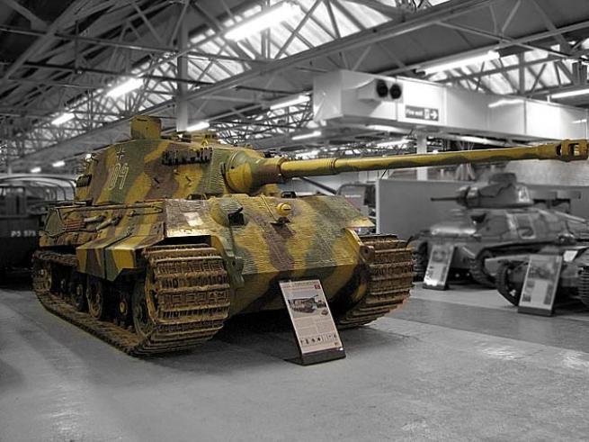 2. Dünya Savaşı'nın ölümcül tankları 18