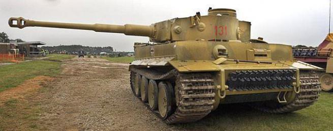 2. Dünya Savaşı'nın ölümcül tankları 20