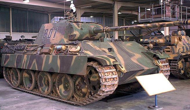 2. Dünya Savaşı'nın ölümcül tankları 6