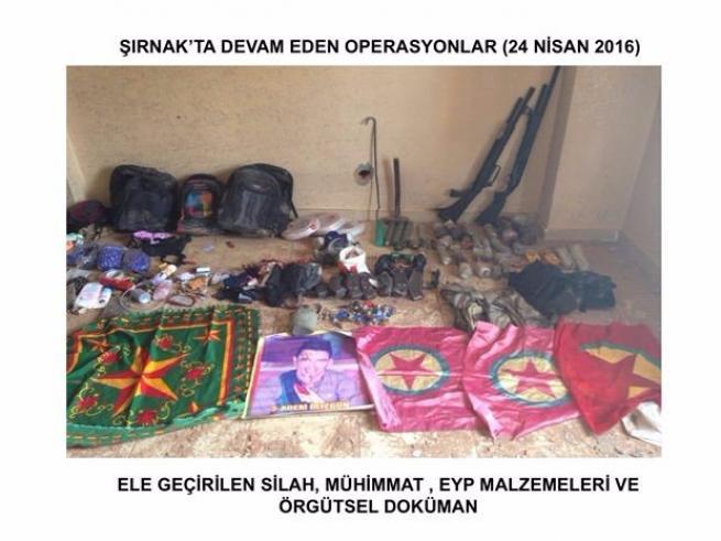 PKK'lılar Kuran-ı Kerim'leri parçaladı 2