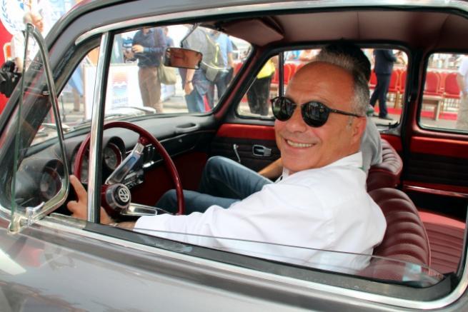 Marmaris'te klasik otomobil yarışı 6