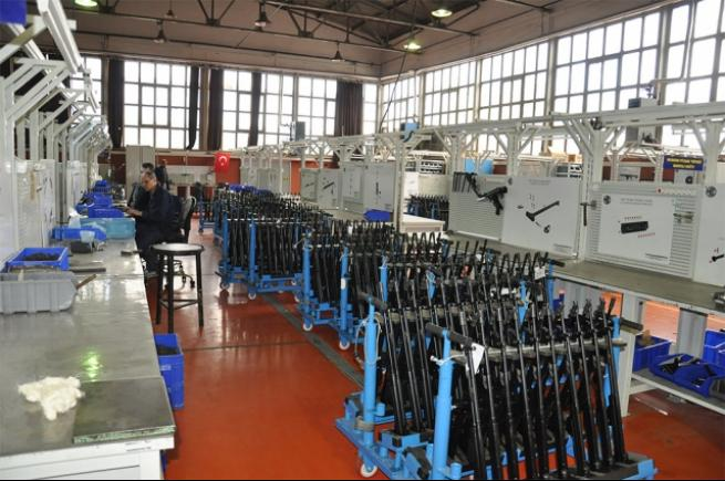 Milli Piyade Tüfeği MPT-76'nın seri üretimine başlandı 12