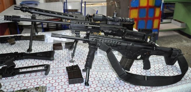 Milli Piyade Tüfeği MPT-76'nın seri üretimine başlandı 20