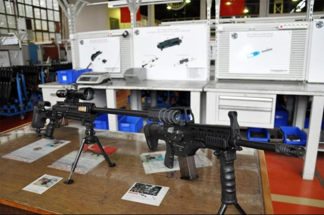 Milli Piyade Tüfeği MPT-76'nın seri üretimine başlandı 22