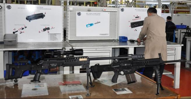 Milli Piyade Tüfeği MPT-76'nın seri üretimine başlandı 24