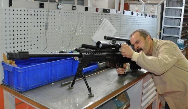 Milli Piyade Tüfeği MPT-76'nın seri üretimine başlandı 27