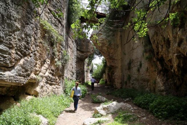 Esirlerin yaptığı tünelde tarihi yolculuk 10