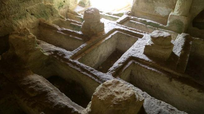 Esirlerin yaptığı tünelde tarihi yolculuk 7