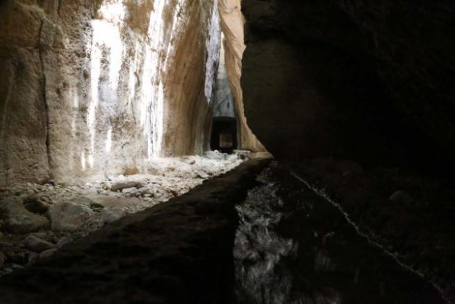 Esirlerin yaptığı tünelde tarihi yolculuk 9