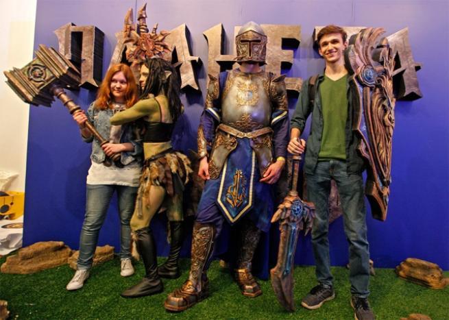 Ukrayna Comic Con'dan ilginç kareler 1