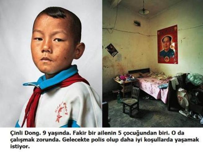 Dünya Çocuklarının Yaşadıkları Odalar ve Hikayeleri 3