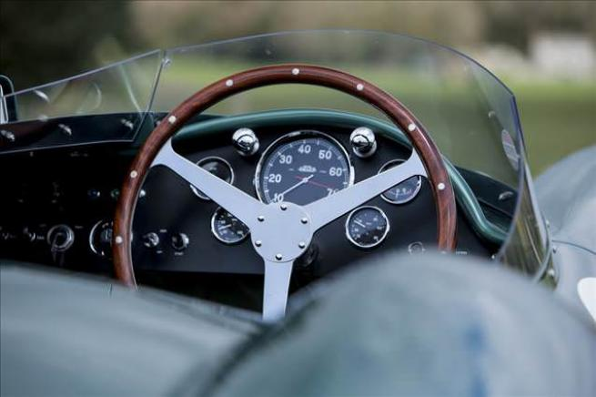 Efsane Aston Martin açık artırmada 4