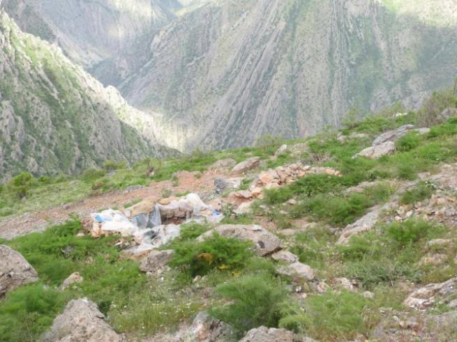 Dağlıca'ya hava harekatı 8