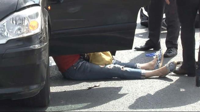 Yenibosna'da zincirleme trafik kazası 7