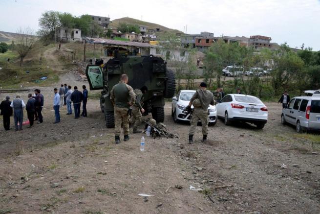 O PKK'lı terörist öldürdüğü kişilerin yemeğini yemiş 12