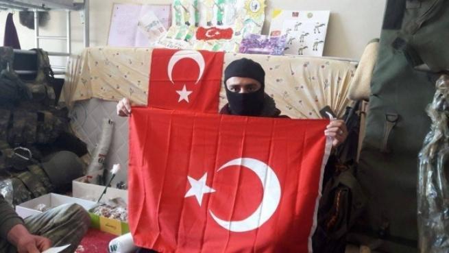 Tarsus'tan askere büyük güç desteği 1