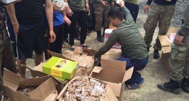 Tarsus'tan askere büyük güç desteği 10