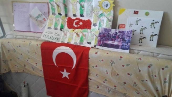 Tarsus'tan askere büyük güç desteği 2