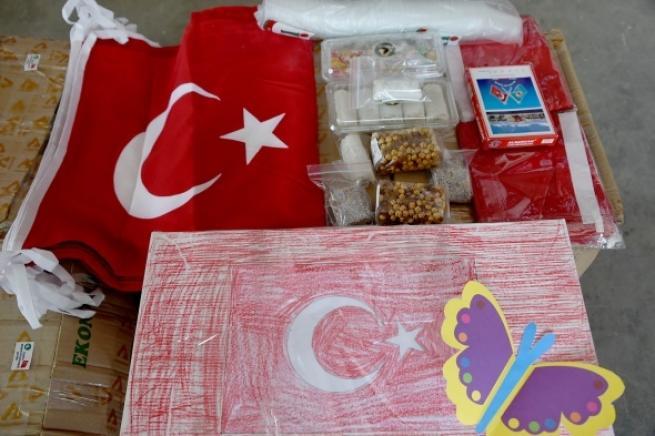 Tarsus'tan askere büyük güç desteği 7