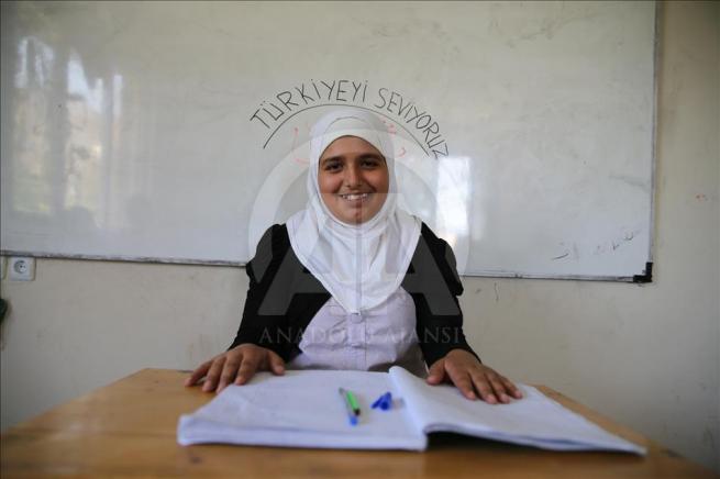 Savaşın çocuklarının eğitim aşkı 2