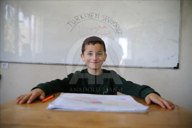 Savaşın çocuklarının eğitim aşkı 3