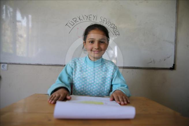 Savaşın çocuklarının eğitim aşkı 4