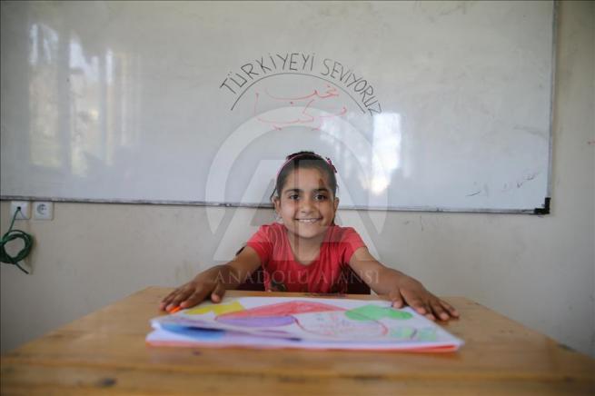 Savaşın çocuklarının eğitim aşkı 7