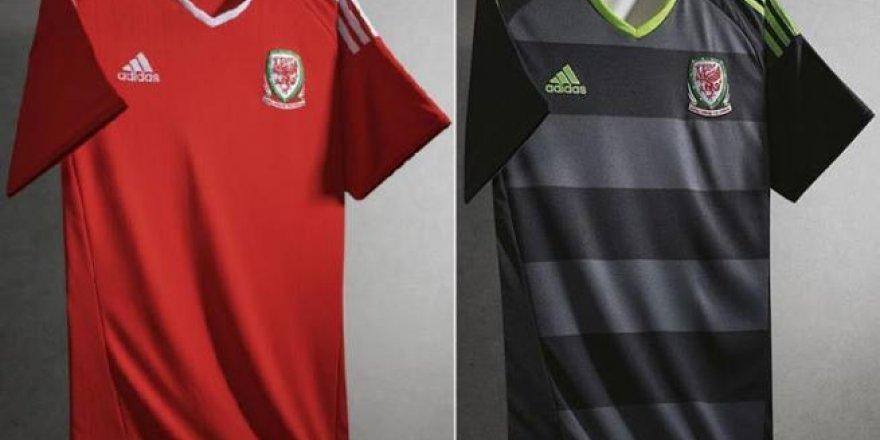 EURO 2016'da milli takımların giyeceği formalar