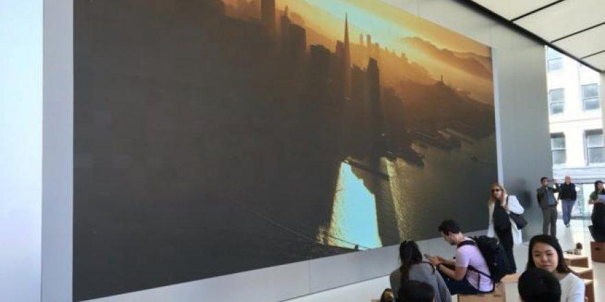 Apple'dan milyon dolarlık merdiven