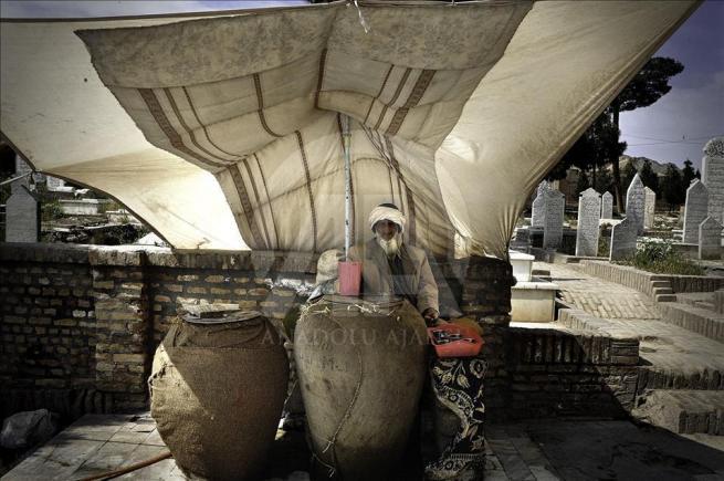 Horasan'ın parlayan incileri Herat ve Mezar-ı Şerif 1