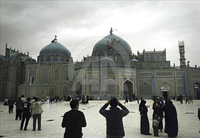 Horasan'ın parlayan incileri Herat ve Mezar-ı Şerif 2
