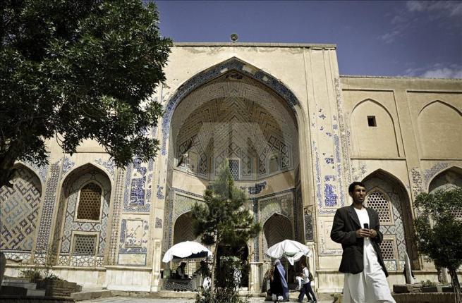 Horasan'ın parlayan incileri Herat ve Mezar-ı Şerif 6