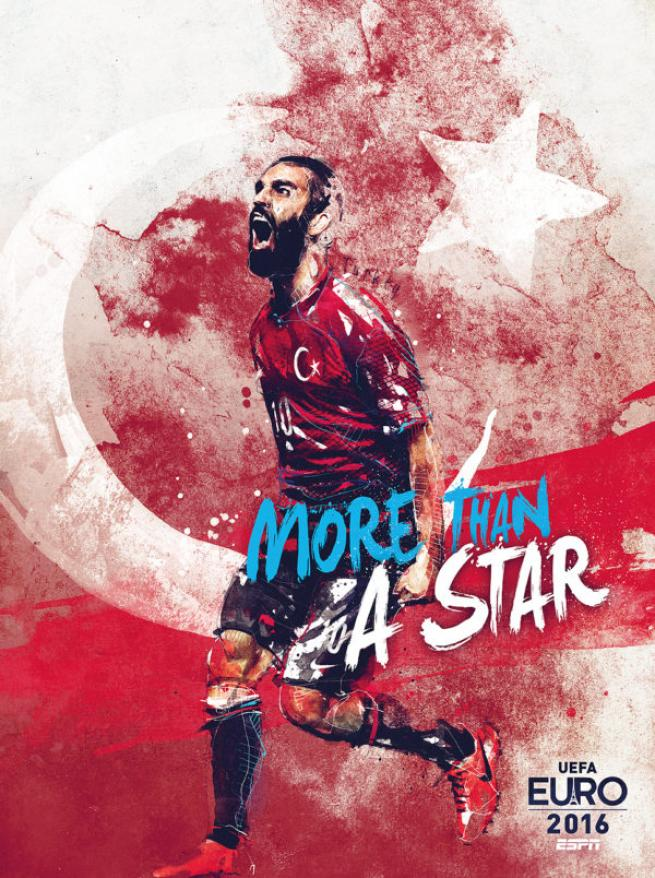 EURO 2016 takım posterleri 1