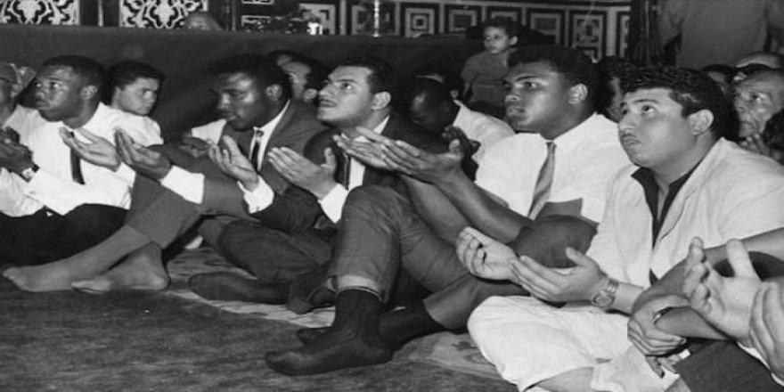 Muhammed Ali'nin İstanbul yolculuğu