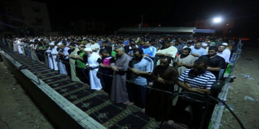 Gazze'de Ramazan
