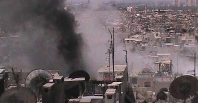 Esad-PYD ittifakını petrol vurdu 1