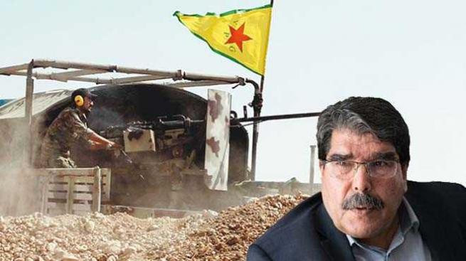Esad-PYD ittifakını petrol vurdu 10