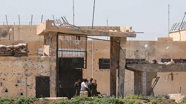 Esad-PYD ittifakını petrol vurdu 11