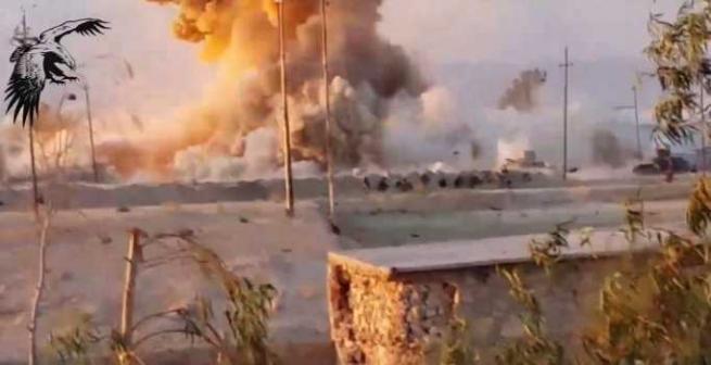 Esad-PYD ittifakını petrol vurdu 4