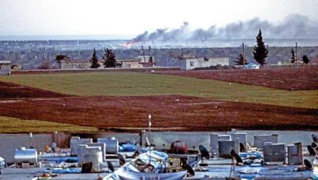 Esad-PYD ittifakını petrol vurdu 5