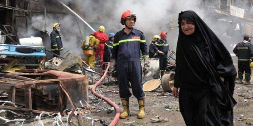 Bağdat yine kabusa uyandı: En az 22 ölü