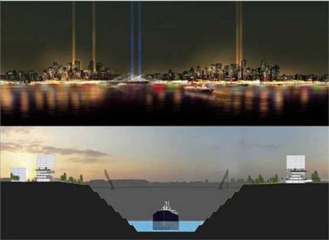 """Yeni dünyanın 7 harikasında """"Kanal İstanbul"""" çılgın projesi 1"""