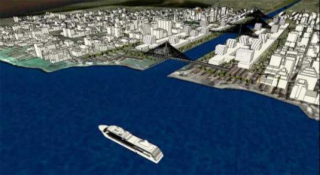 """Yeni dünyanın 7 harikasında """"Kanal İstanbul"""" çılgın projesi 2"""