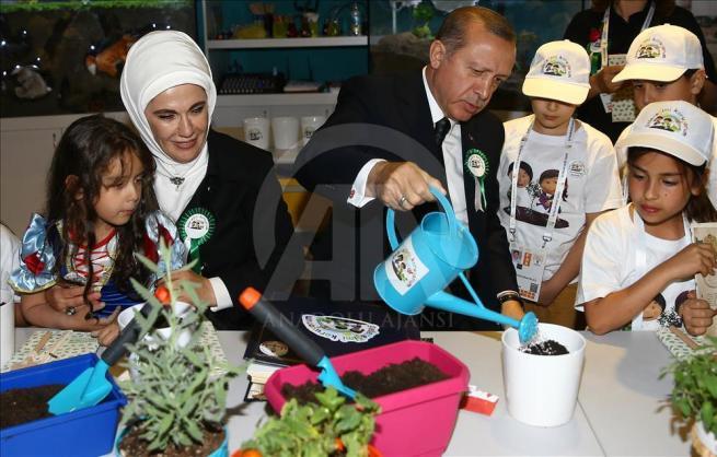 EXPO 2016 Antalya açılış töreni 1