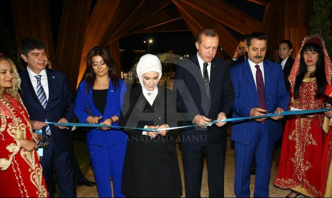EXPO 2016 Antalya açılış töreni 12