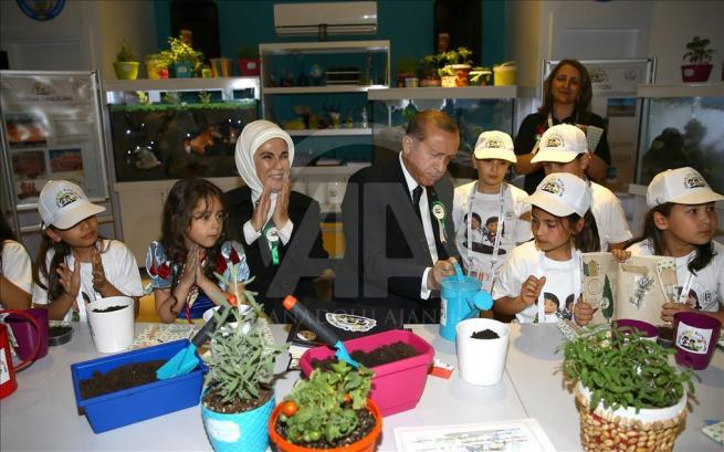 EXPO 2016 Antalya açılış töreni 13